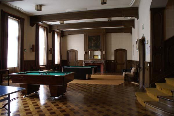 Open monumentendag zondag 9 september 2007 - Trap binnen villa ...