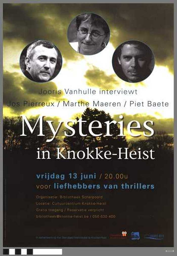 Mysteries in Knokke-Heist