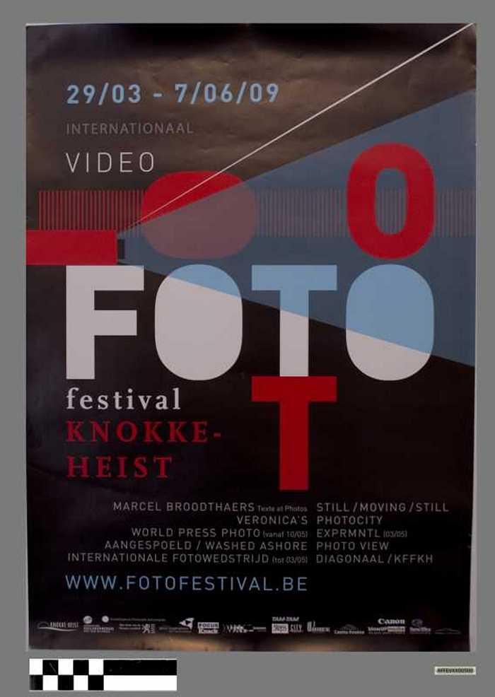 Internationaal (video) Fotofestival Knokke-Heist