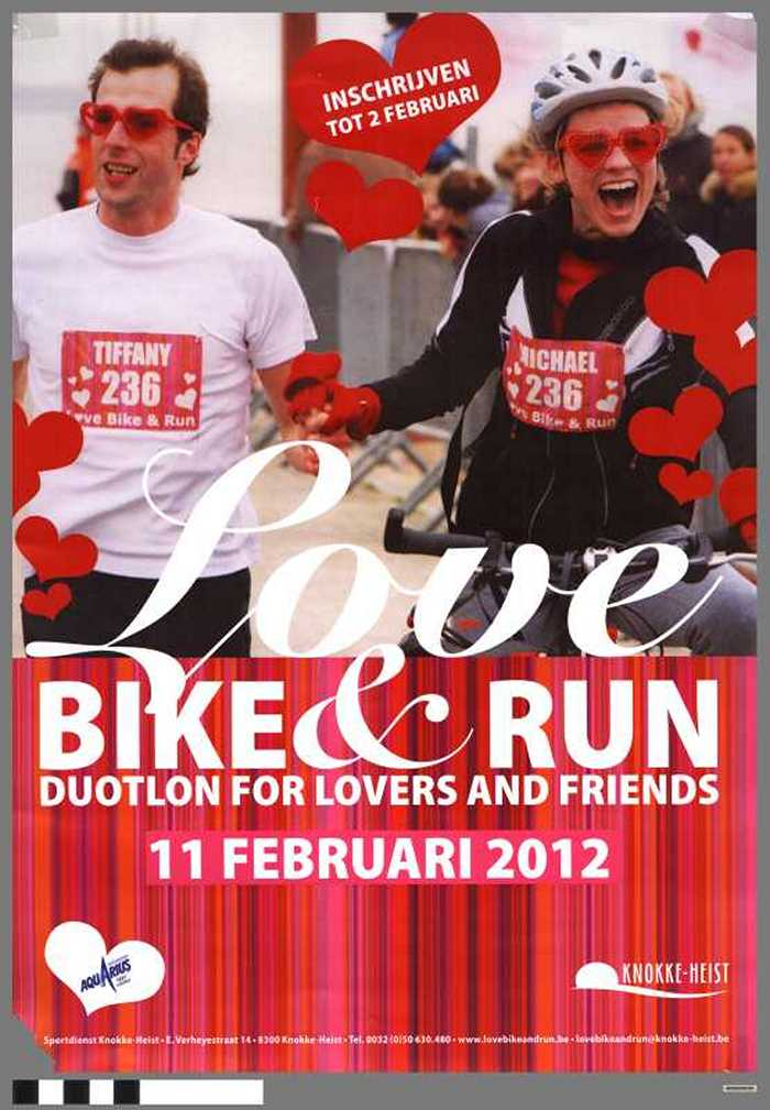 Love Bike Run  - 11 Februari 2012