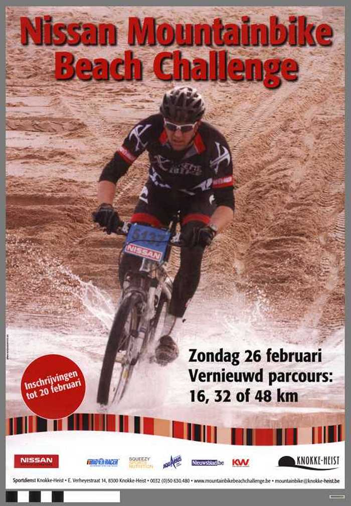Nissan Mountainbike Beach Challenge - 2012